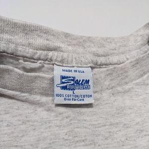 Vintage Shirts - 1993 Chicago White Sox Single Stitch T-shirt